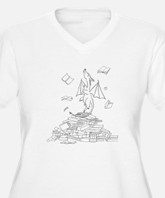 Unique Books dragons T-Shirt