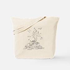 Unique Hoard Tote Bag