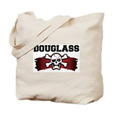 douglass is a pirate Tote Bag