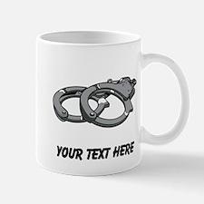 Handcuffs (Custom) Mugs