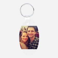Nathan and haley Keychains