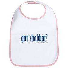 Got Shabbat? Bib