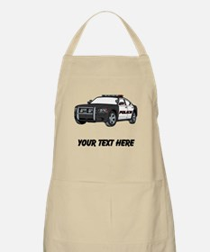 Police Car (Custom) Apron