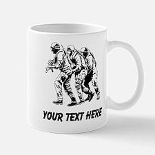 Police SWAT Team (Custom) Mugs