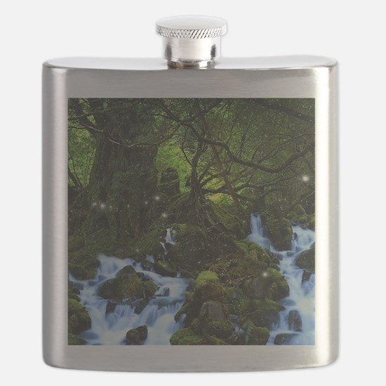 Forest Dreams Flask