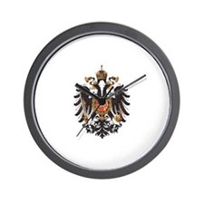 Royal House of Habsburg-Lorraine Wall Clock