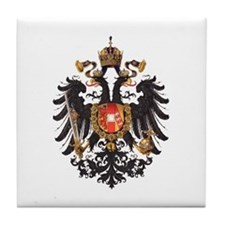 Royal House of Habsburg-Lorraine Tile Coaster