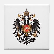 Royal House of Habsburg-Lorraine Tile Coaster