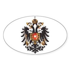Royal House of Habsburg-Lorraine Oval Decal