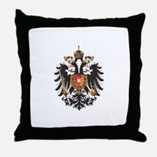 Royal House of Habsburg-Lorraine Throw Pillow