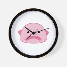 Blobfish Wall Clock