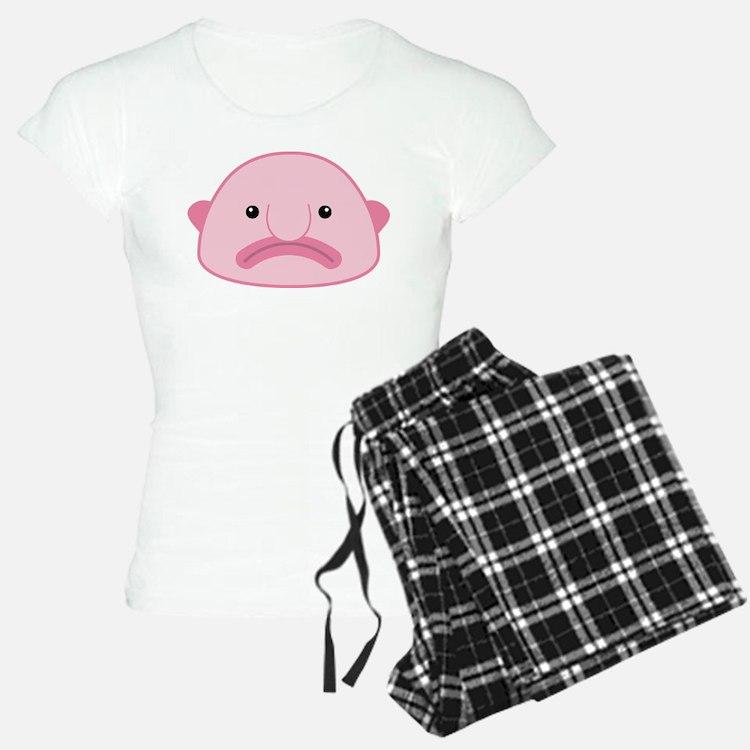 Blobfish pajamas