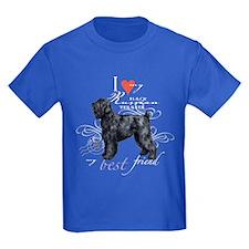 Black Russian Terrier T