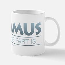 Hummus Fart Mugs