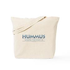Hummus Fart Tote Bag