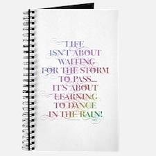 Dance in Rain Journal