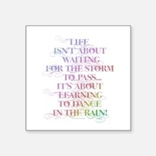 Dance in Rain Sticker
