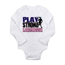 Unique Sports greeting Long Sleeve Infant Bodysuit