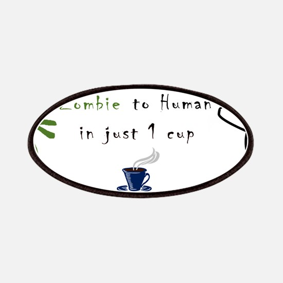 Coffee Humor Patch