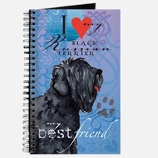 Black Russian Terrier Journal