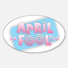 April Fool Decal