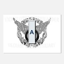 coast guard auxiliary postcards coast guard auxiliary post card design template. Black Bedroom Furniture Sets. Home Design Ideas