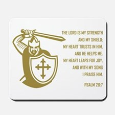 THE LORD IS MY... Mousepad