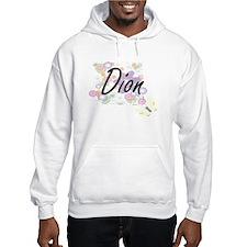 Dion surname artistic design wit Jumper Hoody
