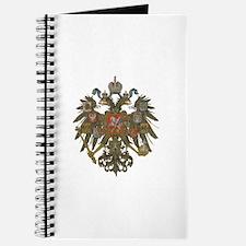 Cute Russian coat arms Journal