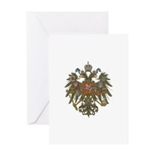Unique Royalty Greeting Card