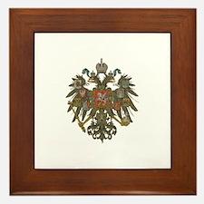 Cute Royalty Framed Tile