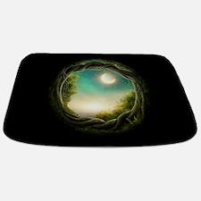 Magic Moon Tree Bathmat