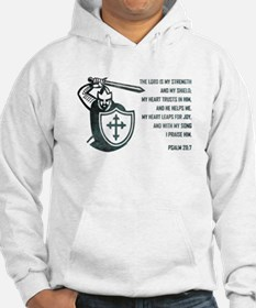 THE LORD IS MY... Hoodie