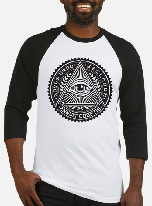 Illuminati Original Baseball Jersey