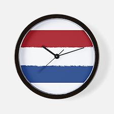 8 bit flag of Wall Clock