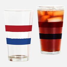 8 bit flag of Drinking Glass