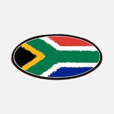8 bit flag of South Africa Patch