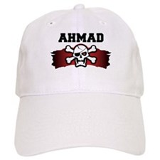ahmad is a pirate Baseball Cap