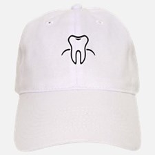 Tooth With Gingiva / Zahn / Dent / Diente / De Baseball Baseball Cap