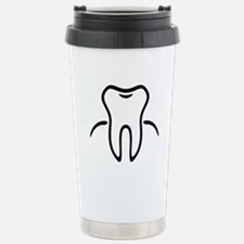 Tooth With Gingiva / Za Stainless Steel Travel Mug