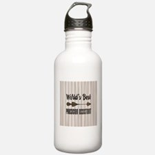 Gift for Physician Ass Water Bottle