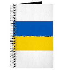 8 bit flag of Ukraine Journal