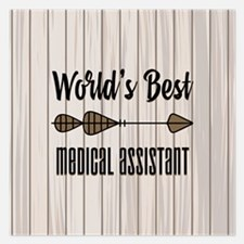 Gift For Medical Assistant Invitations