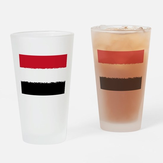 8 bit flag of Drinking Glass