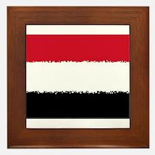 8 bit flag of Framed Tile