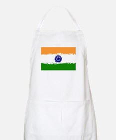 8 bit flag of India Apron