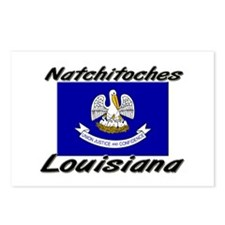 Natchitoches Louisiana Postcards (Package of 8)