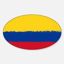 Colombia in 8 bit Decal