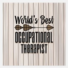 Gift for Occupational Thera Invitations