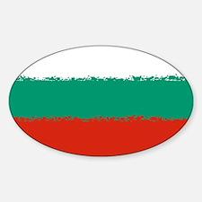 Bulgaria in 8 bit Decal